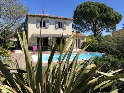 Photo for St Tropez / Le Muy: Beautiful 4 Bedroom Villa + Private Pool