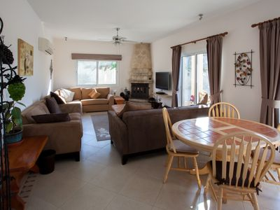 Photo for Totally private 4 bedroomed villa with large pool and stunning views.
