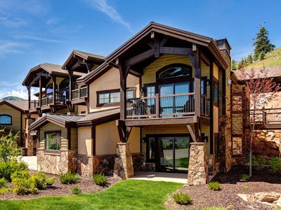 Photo for Abode at Willow Draw | Lux Canyons Townhome |Walk to Gondola|Concierge Services|