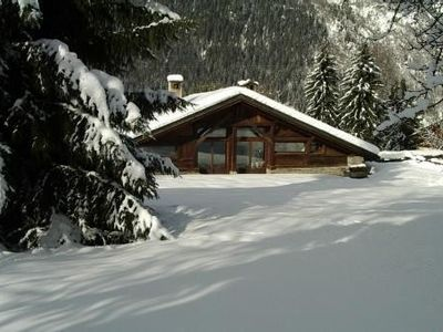 Photo for IN CHALET SAVOYARD, 4 STARS APARTMENT VERY COMFORTABLE