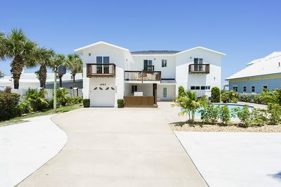 Cocoa Beach Front Vacation Rental Home 2