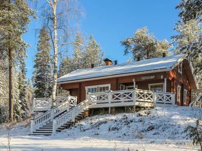 Photo for Vacation home Tokkimus in Sodankylä - 8 persons, 2 bedrooms