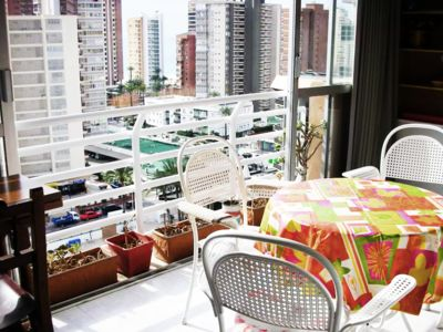 Photo for Beautiful apartment in Benidorm. 5 minutes walk to Levante beach.