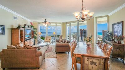 Photo for Beautiful 3BR Skyhome with Sweeping Island View