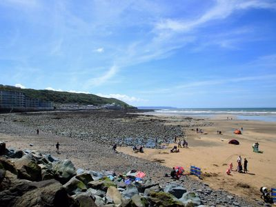 Photo for BAYGULLS, family friendly in Westward Ho!, Ref 960164