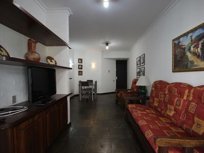 Photo for Apartment in Rio de Janeiro with Lift, Air conditioning, Pool (743214)