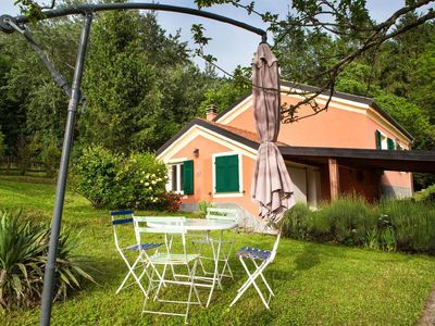 Photo for Holiday house Borzonasca for 6 - 10 persons with 3 bedrooms - Holiday house