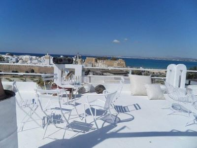 Photo for Sea view in the heart of Hammamet