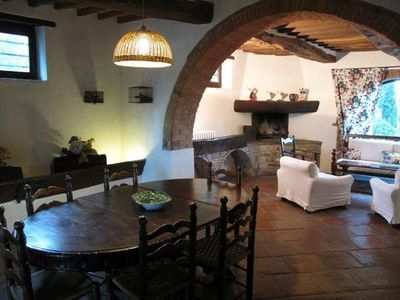 Photo for Holiday apartment Barberino Val d'Elsa for 1 - 8 persons - Holiday apartment