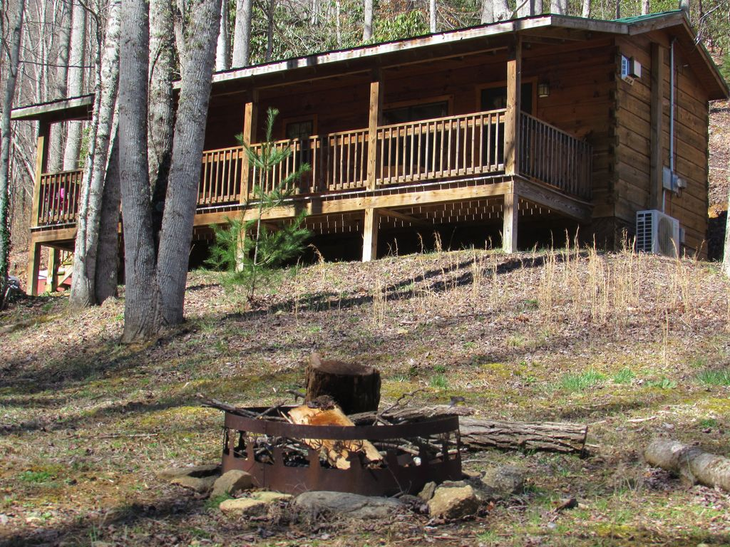 Hot Springs Cabin Al Sundance With One Bedroom Bathroom Wifi And