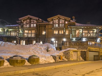 Photo for Luxury 9 bedroom adjoining Chalets close to the slopes