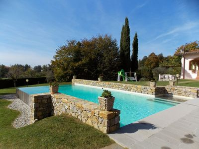 Photo for Villa il Roveto In Vicchio, Tuscany
