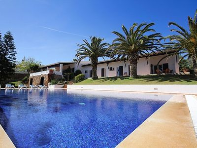 Photo for La Calera Is A Magnificent Villa With An Imposing Pool & Uninterrupted Sea Views