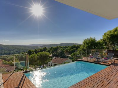 Photo for HARMONIA - villa with sea views and private pool-Tamariu-Costa Brava