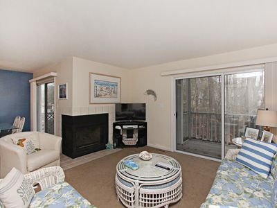 Photo for 5206V: 3BR Sea Colony West condo! Walk to fitness center & pools | Private beach too!