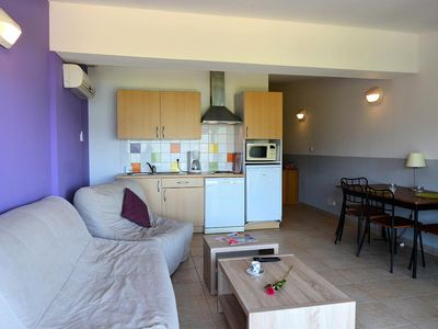 Photo for Résidence Alba Rossa *** - 1 Bedroom Apartment 4 people Nature View