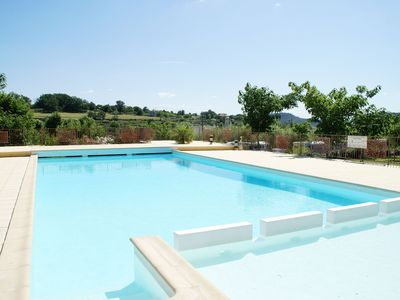 Photo for Wonderful holiday home with magnificent views and shared swimming pool