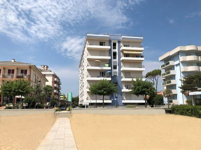 Photo for Holiday apartment directly on the beach