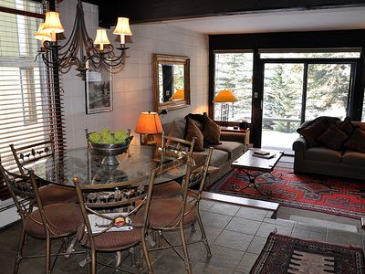 Photo for Creekside 3 Bedroom + Loft Townhome #5 located in Convenient West Vail