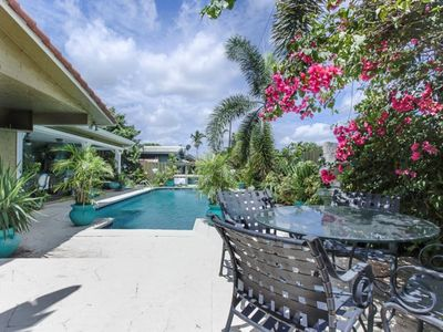 Photo for Babies and kids equipped, Florida luxury retreat with a private and heated pool!