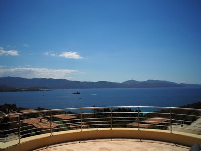 Photo for House Sagone (South Corsica) exceptional sea view