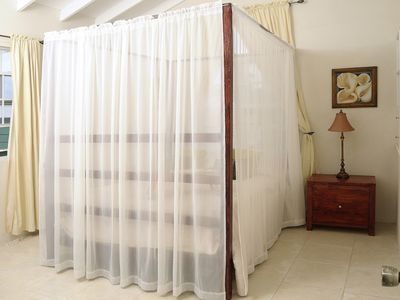 Photo for Ocean View Large Apartment - A/C, Free WiFi: Beach, Bus Route & Shops Are Nearb
