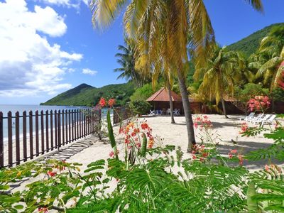 Photo for Calaoutça: Martinique Anse d'Arlet, villa 4 to 6 air-conditioned rooms wifi