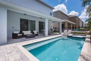 Encore Resort 63 - Villa with a private pool and spillover tub, near Disney