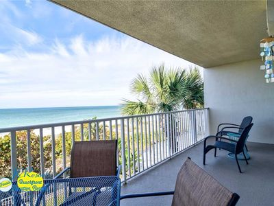 Photo for Brand new listing!  Gulf front!  Great view from the private balcony.  43202
