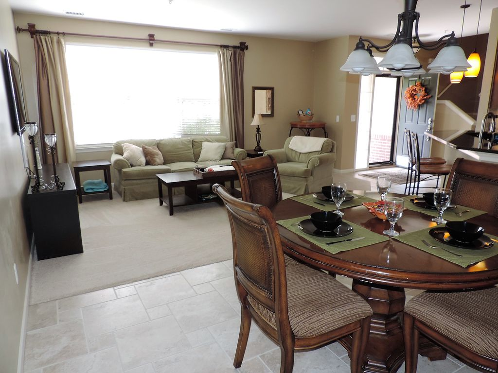 Luxury home away from home 2 bed 2 1/2 bath condo