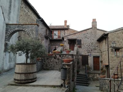 Photo for Typical Stone House near Orvieto and Civita