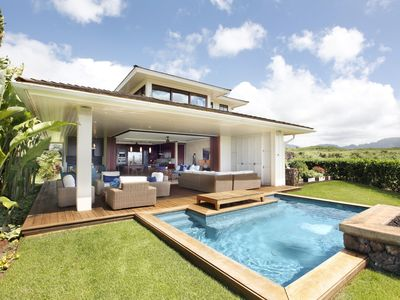 Photo for Beautiful custom home located in the exclusive neighborhood of Kukuiula.