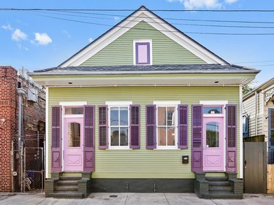 Photo for Discover Frenchmen's Jazz from Lovely and Spacious Marigny Home,