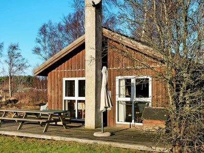 Photo for Charming Holiday Home in Laeso Denmark with Terrace