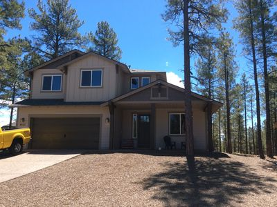 Beautiful Newly Constructed Home in Flagstaff With Pine Tree Views
