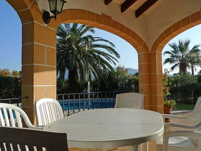 """Photo for Apartment a short walk away (304 m) from the """"Playa de Les Bovetes"""" in Dénia with Parking, Internet, Washing machine, Air conditioning (90005)"""