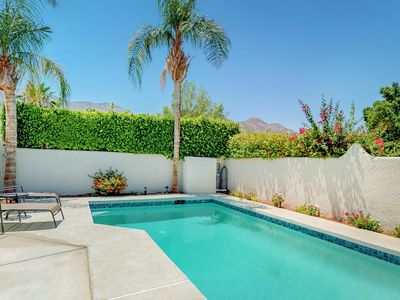 Photo for NEW LISTING! Welcoming, elegant home w/free WiFi, private pool, near golf course
