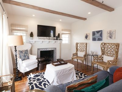 Photo for Beautiful and Charming Designer 2bd Spanish Casita! Short walk to downtown!