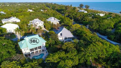 Photo for Pelican's Perch: Gorgeous West Gulf Pool Home Only Steps to Beach Access!
