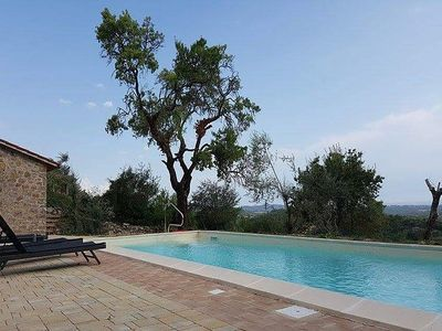 Photo for Villa Linfa: A characteristic and welcoming three-story villa situated in a quiet location, surrounded by a wonderful garden, with Free WI-FI.