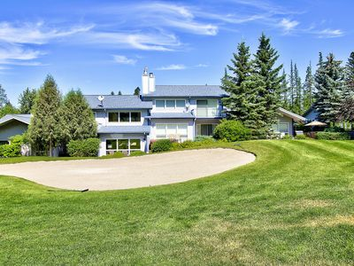 Photo for Come enjoy this Beautiful Meadow Lake Resort Townhouse Near Glacier Park