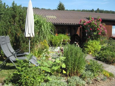 Photo for Holiday home in the eastern Black Forest with covered outdoor seating and lovely garden
