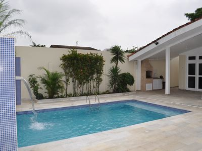 Photo for house 5 bedrooms and 3 suites Praia de Pernambuco