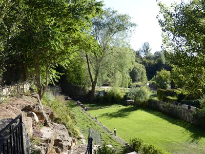 Photo for OLD STONE MILL WITH MAGNIFICENT GARDEN