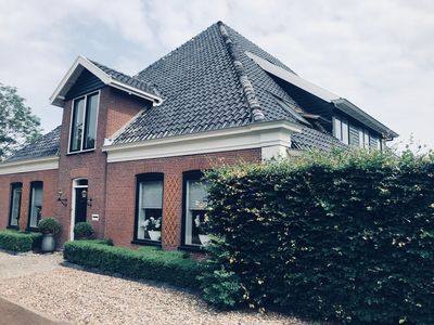Photo for Cosy family holiday home close to Amsterdam and near surf beaches and hughe lake