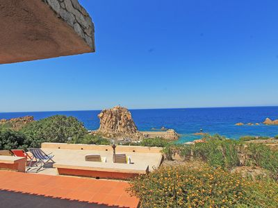 Photo for Villa 100 meters from the sea with a lovely view