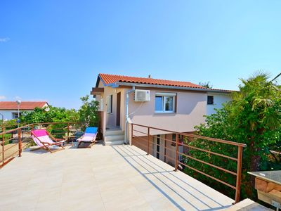 Photo for Apartments Ivan (67541-A1) - Krk - island Krk