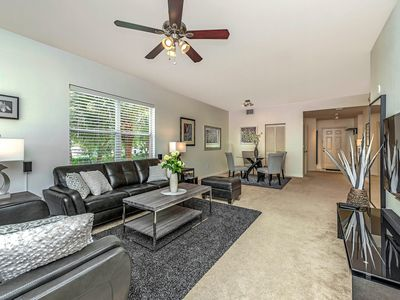 Photo for Beautiful end unit located on second floor. Close to the beach. Pet friendly