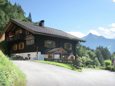 Photo for Cozy Apartment in Schruns Vorarlberg near Ski Area Montafon