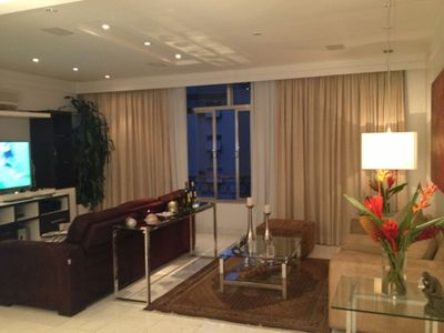 Photo for excellent 3 bedroom in Copacabana post 6 high standard